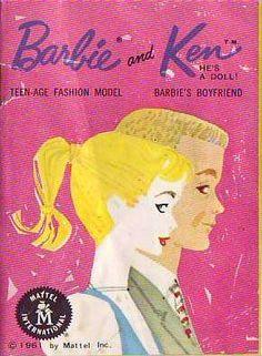 Barbie And Ken Book