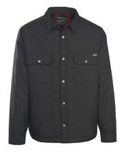 Men's Trout Run Flannel Lined Insulated Shirt Jac