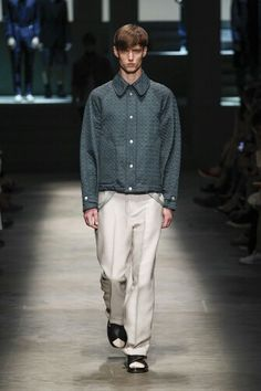 #Men's wear #Trends Ermenegildo Zegna Couture Spring Summer 2015 #Tendencias #Moda Hombre