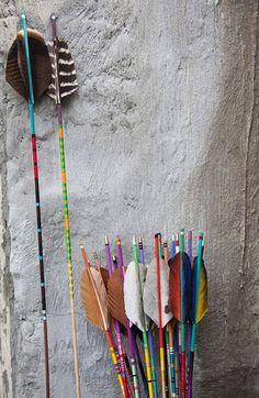 Outdoors & Games #Homemade #Arrows