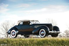 1936 Cord 810 Convertible Phaeton