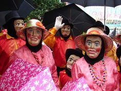 Carnival in Bezerros, Pernambuco