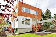 This Eco-Friendly Seattle House Can Be Built in Just 29 Hours | Curbed