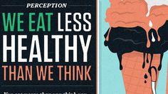 NutriLiving Infographics | Visualize Better Health
