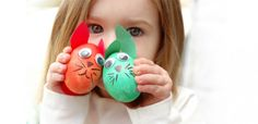 Easter Classroom Party Activities by Central Easter Bunny Eggs, Easter Egg Crafts, Easter Food, Party Activities, Activities For Kids, Creative Activities, Preschool Crafts, Crafts For Kids, Diy Ostern