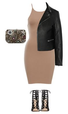 """""""Untitled #382"""" by diva-996 on Polyvore featuring Alexander Wang, Gianvito Rossi and Alice + Olivia"""