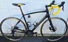 Specialized Roubaix SL4 Disc 2013 - Warren Cox