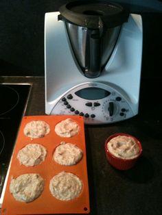 """Recette """"Nuages"""" de chou fleur par fanoufanou - recette de la catégorie Accompagnements Pie Co, Gluten, Breakfast, Robot, Cooker Recipes, Interesting Recipes, Side Dishes, Morning Coffee, Robotics"""