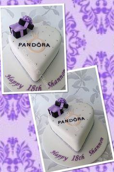 My mister cake gift to me yippie Pandora Bag, Pandora Cakes, Pandora Jewelry, Cupcake Cookies, Cupcakes, 50th Birthday, Birthday Cakes, Bag Cake, Gift Cake
