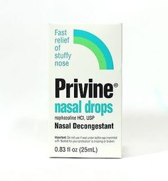 awesome Privine Nasal Drops Nasal Decongestant 0.83 fl oz - For Sale View more at http://shipperscentral.com/wp/product/privine-nasal-drops-nasal-decongestant-0-83-fl-oz-for-sale/
