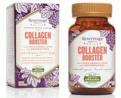 Best Beauty Supplement: Reserveage Organics Collagen Booster