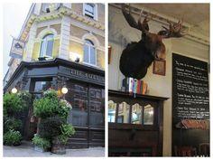 london pub grub: the bull & last - Elizabeth Minchilli in Rome