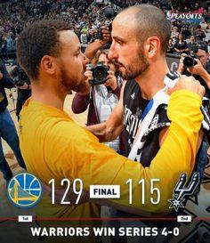 2016-2017 Playoffs WC Finals Game 4: Warriors 129 - 115 http://ift.tt/2rQVZ3m