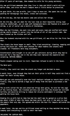 Hilarious. SO worth the read!