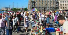 Hietalahti Flea market/almost year-round