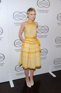 Carey Mulligan - such a cutie pie