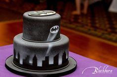 Batman Grooms Cake                                                       …