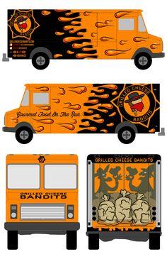 free food truck wrap template studiofluid food truck design pinterest food truck free. Black Bedroom Furniture Sets. Home Design Ideas
