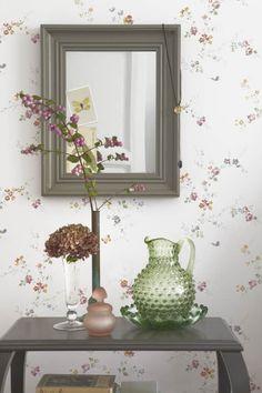 Borås Tapeterin Silent Nature -tapettimallisto,  viisi värivaihtoehtoa. Värisilmä, http://kauppa.varisilma.fi/seinanpaallysteet/nonwoven-tapetit/silent-nature/ #tapetti
