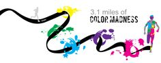 "Just signed up for THE COLOR RUN *5k of color running madness!!! So excited about our ""That's What She Said"" Team!!!"