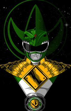Green Ranger, Power Rangers