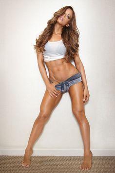 Nice thighs!!