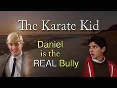 """The real bully in """"The Karate Kid"""" isn't a Cobra Kai — it's that insecure sociopath Daniel Russo - Salon.com"""