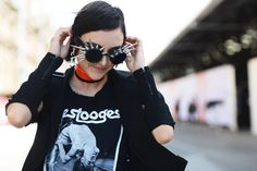 Best Rock 'n' Roll T-Shirts, as Seen on Lindsey Wixson, Candice Swanepoel, Cara Delevingne, and More