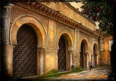 243 - Pati interior de la Mesquita de Còrdova