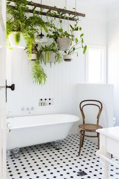 "These beautiful bathrooms offer enough design inspo to jumpstart a year's worth of DIYs (or just tuck away in your ""dream home"" photo stash)."