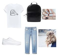 Style for school #4 by ardita417 on Polyvore featuring polyvore, fashion, style, Vans and clothing