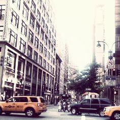 New York City - Instagram