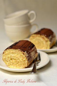 Tronchetto al caffè #sweetmoka