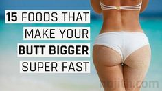 15 foods that make your butt bigger super fast. If you looking for firm sexy big ass you must eat these foods daily. Bigger buttock cheeks without exercise. Tips To Gain Weight, Weight Gain Journey, Lose Weight, Weight Loss, Big Ass Workouts, Summer Body Workouts, How To Get Bigger, Big Thighs, Fitness Workout For Women