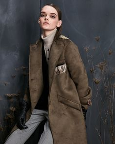 Model Isabella Andersson The One Milano
