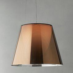 Buy Flos K Tribe Bronze S2 Ceiling Light Online at johnlewis.com