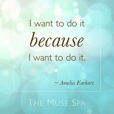 """"""" Wise words from pioneering braveheart Amelia Earhart… (Reason enough.) ✨ Free Samples from The Muse Spa : Digital Retreat for Writers, Artists & Creatives >> Amelia Earhart Quotes, Coaching Questions, Daily Mantra, Creativity Quotes, Meaningful Life, Fun At Work, Best Self, Writing Inspiration, Writing Tips"""