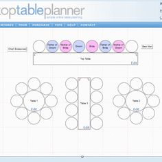 Drag-And-Drop Online Seating Charts