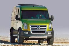 If Flamenco Campers needed a mobile office, the Volkswagen Crafter Atacama Concept would be high on our list of options to consider, but first we would have to look though our pocket. In Volkswagen&# Mercedes 4x4, Mercedes Benz Vans, Ambulance, Bugatti, Lamborghini, Auto Volkswagen, Suzuki Cafe Racer, Vw Lt, Vw Crafter