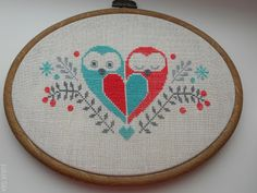 Jusie Sea. Handmade: Совиное сердце
