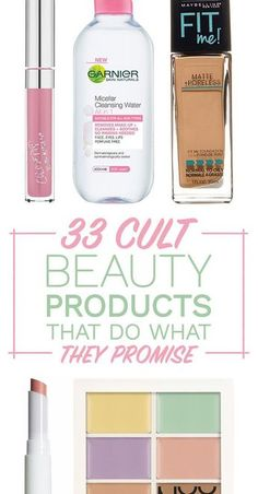 33 Best-Selling Beauty Products That Actually Do What They Promise