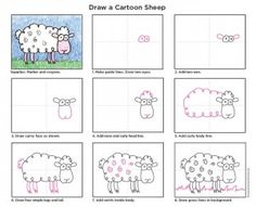 Here's one of my favorite cartoon drawings in my new PDF tutorial format. It's super simple and...