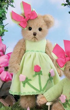 Bearington Bears Tiffany Tulip $25.95