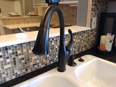 Touch kitchen faucet to use your $5000* towards! Details here: http://blog.cbhhomes.com/second-chances-rock-at-cbh-homes/