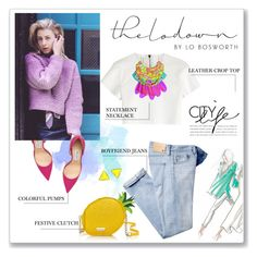 """""""24 Hours in NYC With Lo Bosworth"""" by houseofhauteness ❤ liked on Polyvore featuring moda, Jimmy Choo, Neil Barrett, AG Adriano Goldschmied, Kate Spade, women's clothing, women, female, woman y misses"""