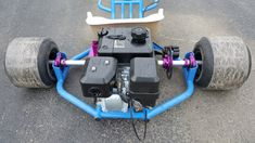 Kayak Accessories Homemade Gas Powered Drift Trike Tricycle Bike Fat Ryder Motorized Big Wheel - Want Extra Savings? Text: SAFER To For Extreme Steals Gas Powered Drift Trike, Electric Drift Trike, Electric Cars, Dirt Bike Girl, Girl Motorcycle, Motorcycle Quotes, Motorized Big Wheel, Go Kart Wheels, Amigurumi