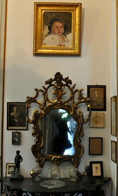 Museo Pietro Canonica, Roma by LisaRocaille, via Flickr
