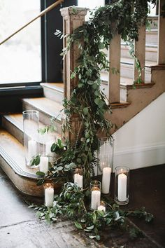 Botanical meets industrial in this late-summer wedding at 701 Whaley, which included exotic flowers, DIY decor, and an impressive donut selection.