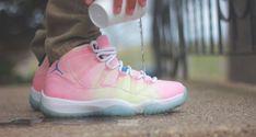 sports shoes 7a153 d2898 Air Jordan 11  8220 Hola Ferrera 8221  Custom by Rocket Boy Nift