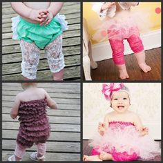 Our baby lace leggings available in hot pink, light pink, black, vintage cream and white. Cute Little Baby, Little Babies, Baby Love, Baby Kids, Baby Pearls, Lace Leggings, Baby Boutique, My Baby Girl, Cute Kids
